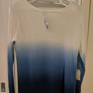 Forever21 ombre sweater
